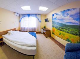 Гостиница Абсолют, отель в Уфе