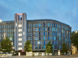 Hampton by Hilton Bristol City Centre, hotel in Bristol