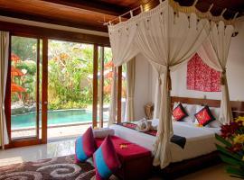 Baruna Sari Villa and Yoga Retreat, hotel in Ubud