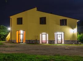 Agriturismo Sensi, hotel a Tuscania