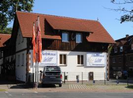 Hotel und Gästehaus Will, Hotel in Hannover