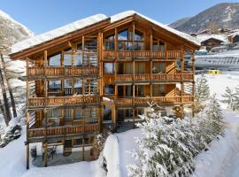 Telemark, hotel near Furi - Riffelberg, Zermatt