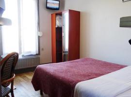 Hotel Ermitage, ξενοδοχείο σε 20ο διαμ., Παρίσι