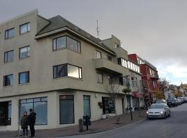 Skólavörðustígur Apartments, apartment in Reykjavík