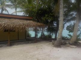 Camping Hiva Plage, campground in Parea