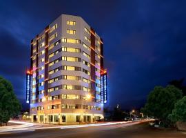 星空海藍大飯店,花蓮市的飯店