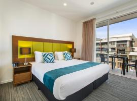 Quest Chermside on Playfield, serviced apartment in Brisbane