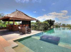Villa Indah Manis, hotel 5 estrellas en Uluwatu