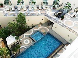 SN Plus Hotel, hotelli Pattaya Centralissa