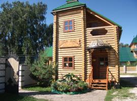 Hotel Maly Kitezh, отель в Городце