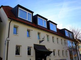 Hotel am Hirschgarten, Hotel in Filderstadt