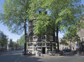 Hotel Sint Nicolaas, hôtel à Amsterdam