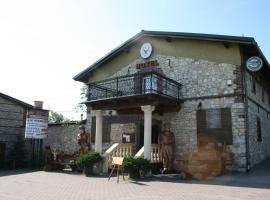 Hotel Komfort Inn - Dwór Hubertus – hotel w mieście Piekary Śląskie