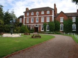 Park House Hotel, hotel near Ironbridge Gorge, Telford