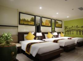 Villa Hue Hotel, khách sạn ở Huế