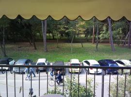 Hotel Delhy, отель в Виареджо