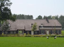 Bed & Breakfast de Bimd Hoeve, hotel near Schoot Golfclub, De Bus
