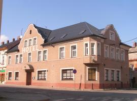 Hotel Praděd Rýmařov, hotel v Rýmařově