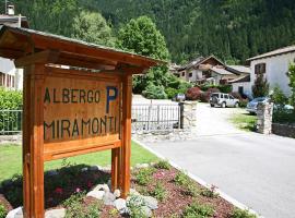 Albergo Miramonti, hotel in Arta Terme