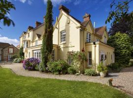 Esseborne Manor, hotel near Highclere Castle, Hurstbourne Tarrant