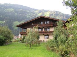 Gästehaus Klammerschneider, Hotel in Zell am Ziller