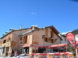 Hôtel Alpis Cottia, hotel in Montgenèvre