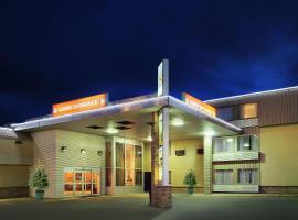Stonebridge Hotel Grande Prairie, отель в городе Гранд-Прери