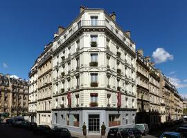 Villa Brunel, hotel near Porte de Champerret Metro Station, Paris