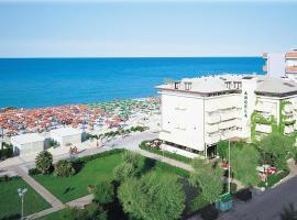 Hotel Angela, отель в Фано