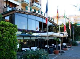 Hotel Beaurivage, hotell i Fano