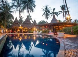 B52 Beach Resort, hotel in Thong Sala