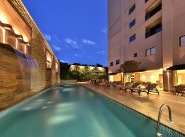 Hotel Mont Blanc Premium, hotel in Ribeirão Preto