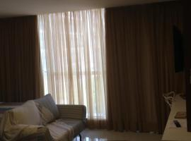 Flat em Brasília, serviced apartment in Brasilia