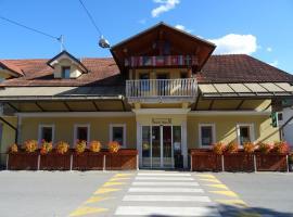 Hotel Vegov Hram, hotel na Dolu pri Ljubljani