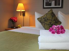 Vantage Inn & Suites, hotel em Fort McMurray