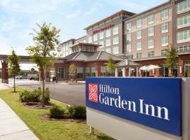 Hilton Garden Inn Boston Logan Airport, отель в Бостоне