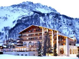 Hôtel Christiania, Hotel in Val-d'Isère