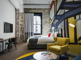 Ovolo 1888 Darling Harbour, hotel Sydneyben