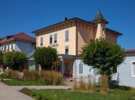 Hôtel Beau Site, hôtel à Malbuisson