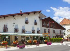 Hôtel de la Poste, hôtel à Malbuisson
