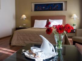 Davitel - Tobacco Hotel, hotel em Tessalônica