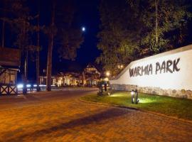 Warmia Park, hotel near Olsztyn Planetarium, Stawiguda