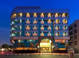 Sun & Sands Sea View Hotel, hotel near Hamriyah Port, Dubai