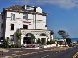 Park Central Hotel, hotel em Bournemouth