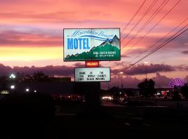 Mountain Breeze Motel, motel in Pigeon Forge