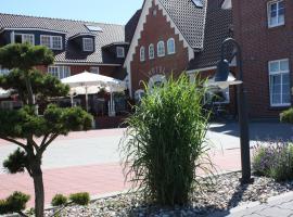 Hotel Neuwarft, Hotel in Dagebüll