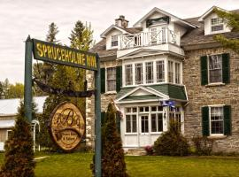 Spruceholme Inn, guest house in Fort Coulonge