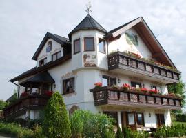 Hotel Alpenhof, Hotel in Markneukirchen
