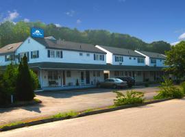 Americas Best Value Inn - Stonington, hotel near Foxwoods Casinos, Stonington