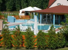 Thermal Park Hotel Egerszalók, hotel in Egerszalók